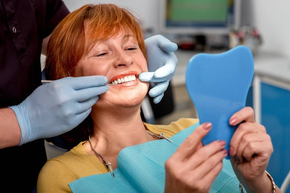 Dental Implants What to Expect Surgery Photo